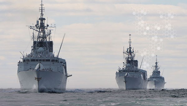 Royal Canadian Navy (RCN) Partnership
