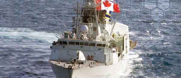 Canadian Surface Combatant Ship Comms