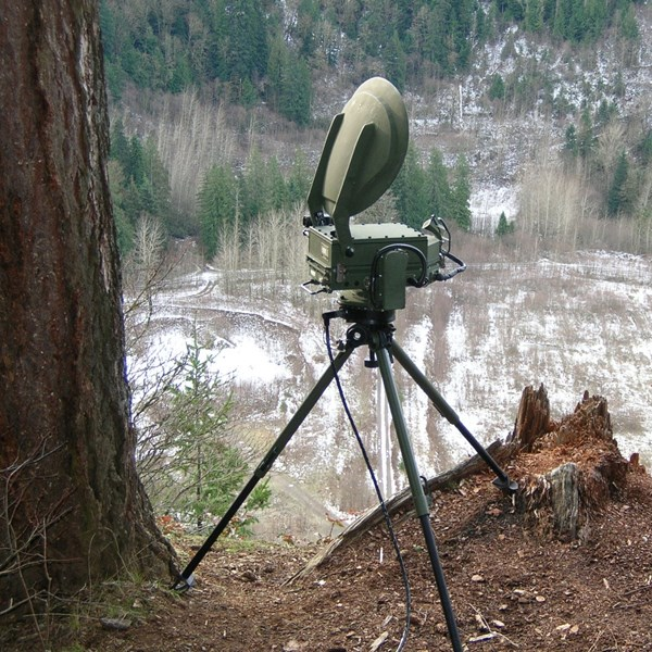Manportable Surveillance and Target Acquisition Radar (MSTAR V4)