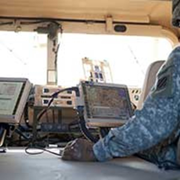 Army Upgrades of ruggedized vehicle comp