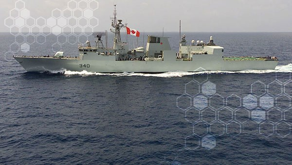 Canadian Surface Combatant Program