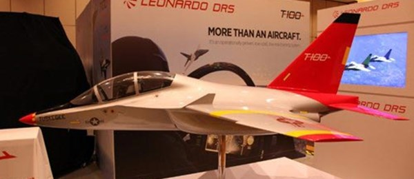 Leonardo DRS' T-100 for USAF T-X Program