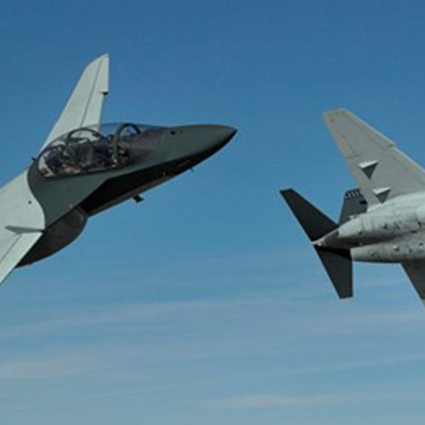 T-100 aircraft for USAF T-X Program