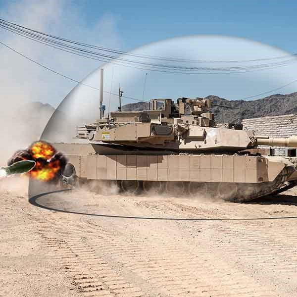 Trophy HV Active Protection System