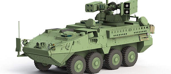 DRS to Provide U.S. Army with IM-SHORAD