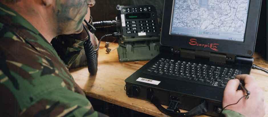 Battle Management Systems Leonardo Drs