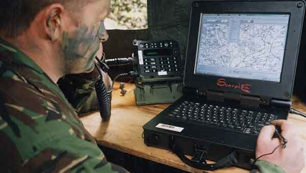 BMDT-3 Rugged Notebook Computer