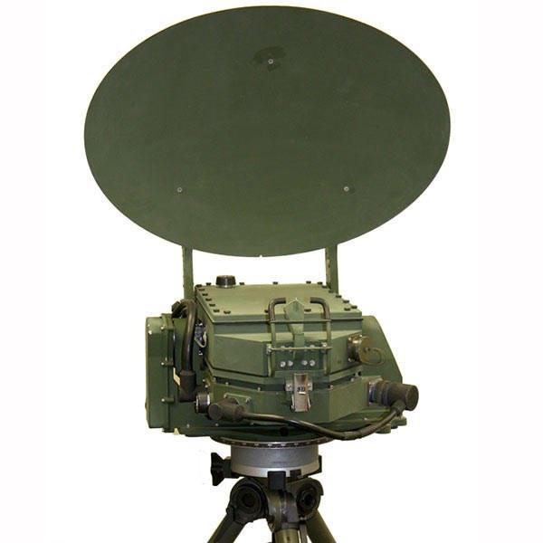 Manportable Surveillance and Target Acquisition Radar V4 | Leonardo DRS