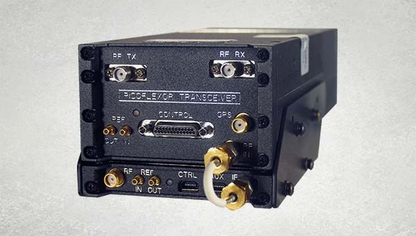 Leonardo DRS frequency extender to 12.4