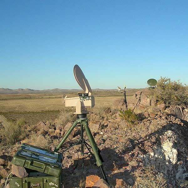 Portable Ground Radars