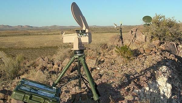 Multi-Mission Hemispheric Radar (MHR) | Leonardo DRS