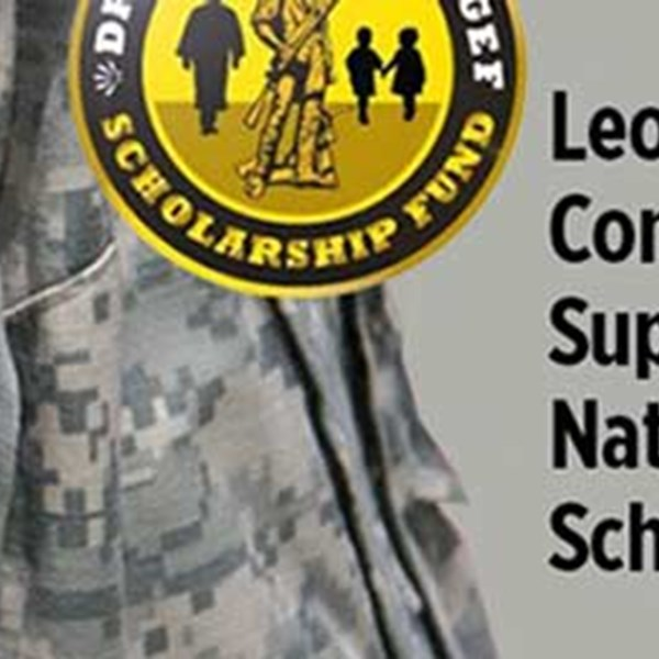 Leonardo DRS Continues Support of National Guard Scholarship