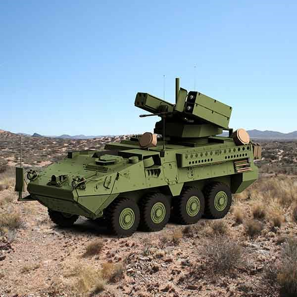 Initial Maneuver Short-Range Air Defense (IM-SHORAD)