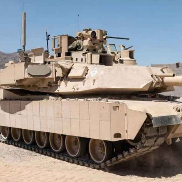 300 Shots: Rafael Readies Trophy Lite For US Stryker