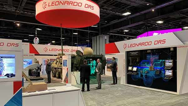 Leonardo DRS Trade Shows & Events
