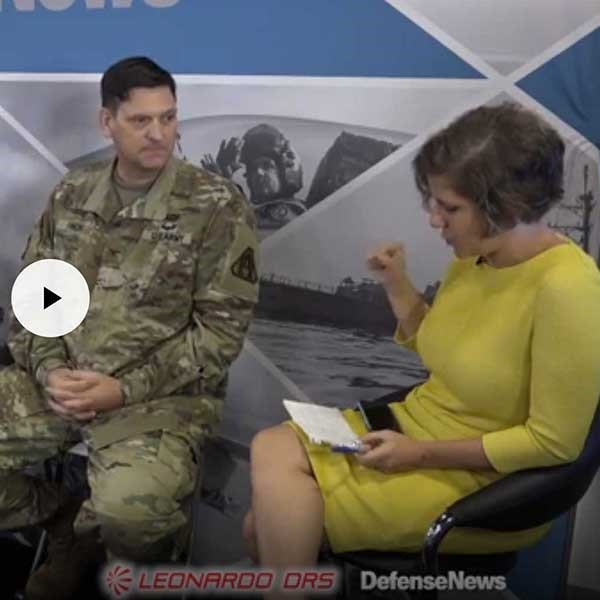 VIDEO: Army EW in Europe: We're not catching ourselves flat-footed