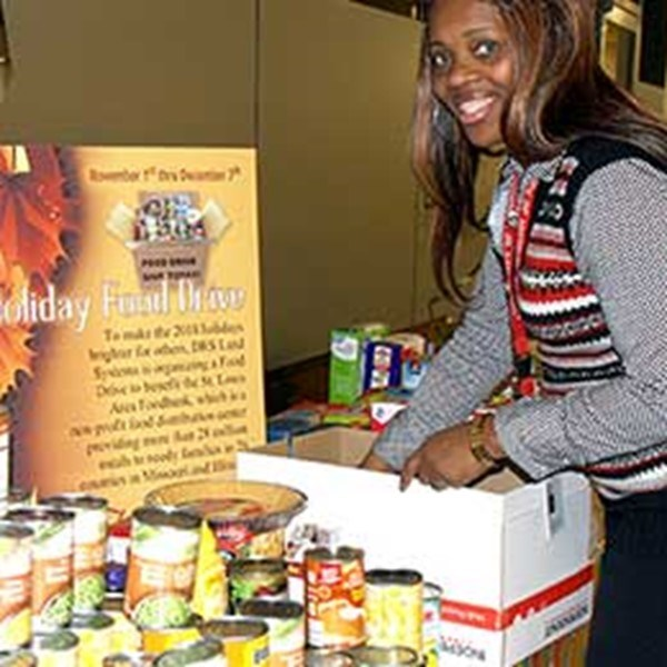Food Drive in St. Louis Benefits Needy Families